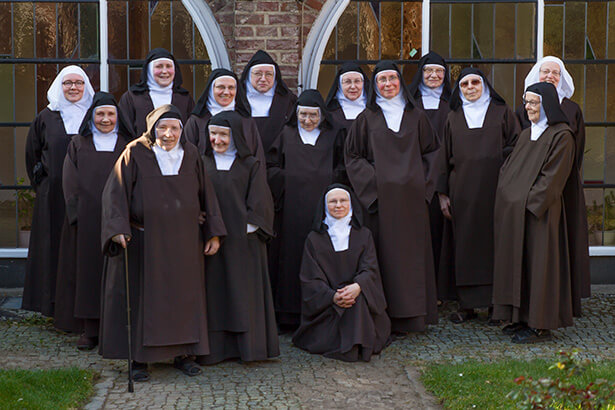 Karmel Maria vom Frieden - Unsere Gemeinschaft